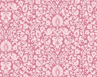Tilda fabric 50 x 55 cm Addie Pink coupon