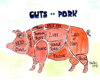 Raising Pigs Book