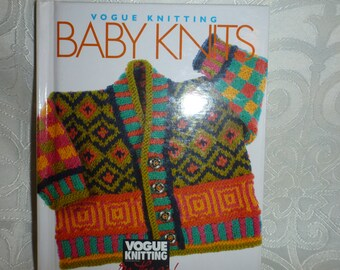 Vogue Knitting Baby Knits Patterns Butterick Publishing Baby Clothes