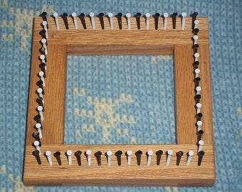 4 inch oak mini loom