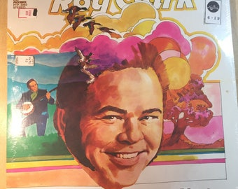 Vintage Roy Clark The Entertainer Of The Year Sealed Vinyl LP