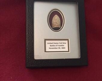 Authentic Civil War Bullet