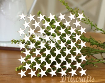 """Background Chipboard """"Stars"""" for mixmedia scrapbooking"""