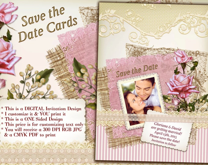 Save the Date Cards, Save the Date Photo Cards