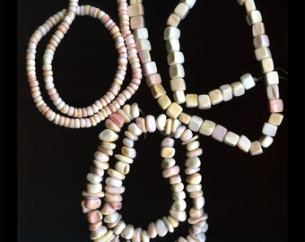 3 Strands Queen Conch Shell Beads