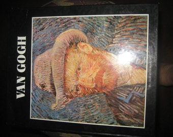 Van Gogh By Alberto Martini, used Hardcover, First U.S. Edition 1978