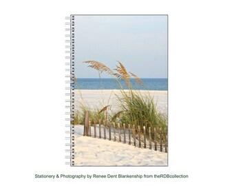 Beach Fence and Sea Oats Journal