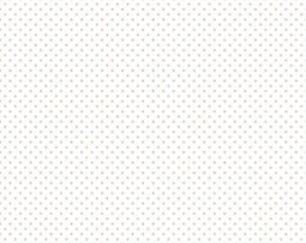 1 Yard- BEACH Swiss Dot by Riley Blake Designs- 660