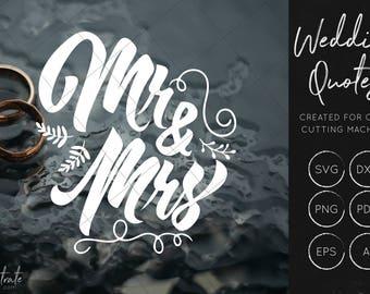 Mr & Mrs SVG