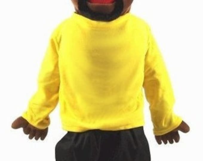 Puppet - Large Full or Half Body Professional Arm Rod Puppet - New Puppets by Puppets for JESUS!