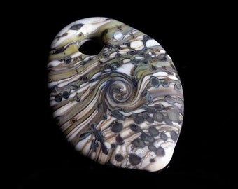 Artifact Glass Bead Pendant