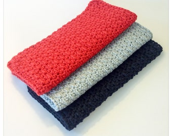 Crochet cotton washcloth crochet cotton dishcloth cotton wash cloth cotton dish cloth gifts 100% cotton crochet face cloth handmade gift
