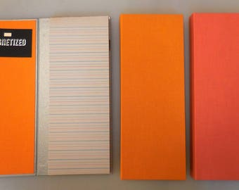 Magnetized List Book
