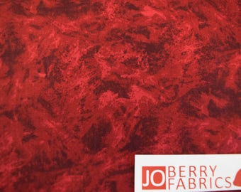 Red Cherry Jubilee Illusions by Choice Fabrics, Quilt or Craft Fabric, Fabric by the Yard