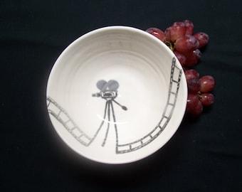 Hollywood film bowl