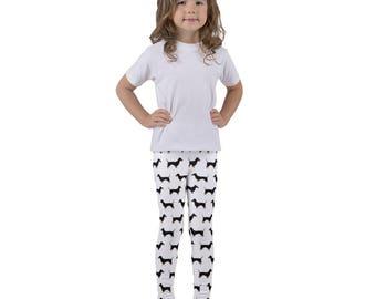 Dachshund Kid's leggings