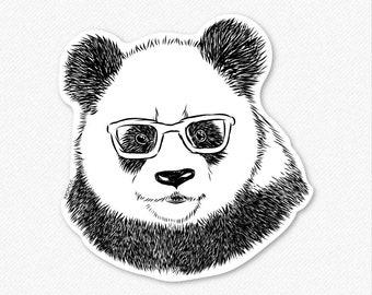 Po the Panda - Decal Sticker
