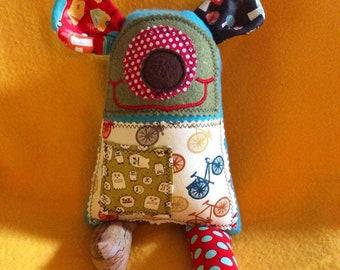 Mini Mon'ter Doll - Plush Monster Doll