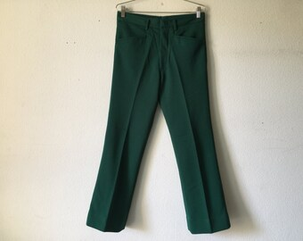 Vintage Pants Polyester