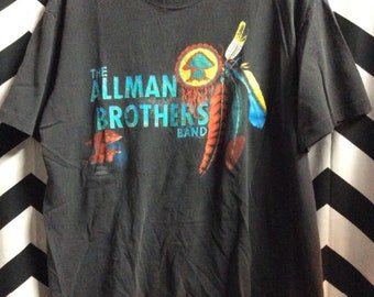 T-shirt The Allman Brothers Band Macon Ga