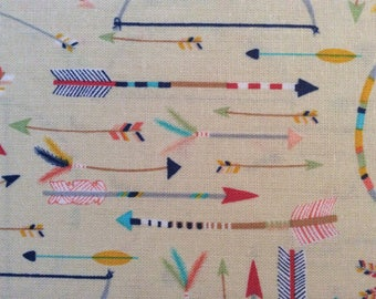 Pow Wow Archery Fabric