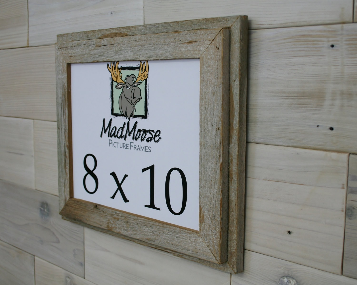8x10 double barn wood picture frame zoom jeuxipadfo Gallery