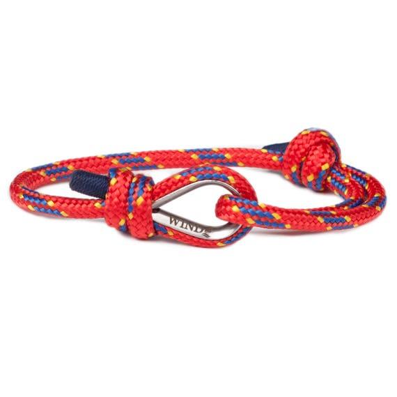NAUTICAL BRACELET for HER - womens cord bracelet, womens paracord bracelet, mens cord bracelet, mens paracord bracelet, nautical jewelry