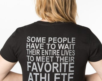 Gymnastics Mom - favorite athlete