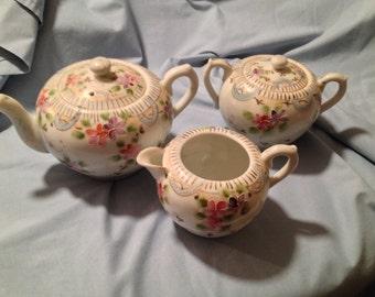 Diminutive TEA SET Made in Japan