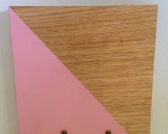 Custom Hand Painted Wooden Hook/Key Hook/Children's Hooks