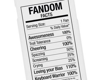 Fandom Fact Phone Case