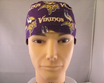 Men's Scrub Hat Vikings