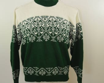 last chance Vintage AMERICAN PRIDE usa made SWEATER size 20W