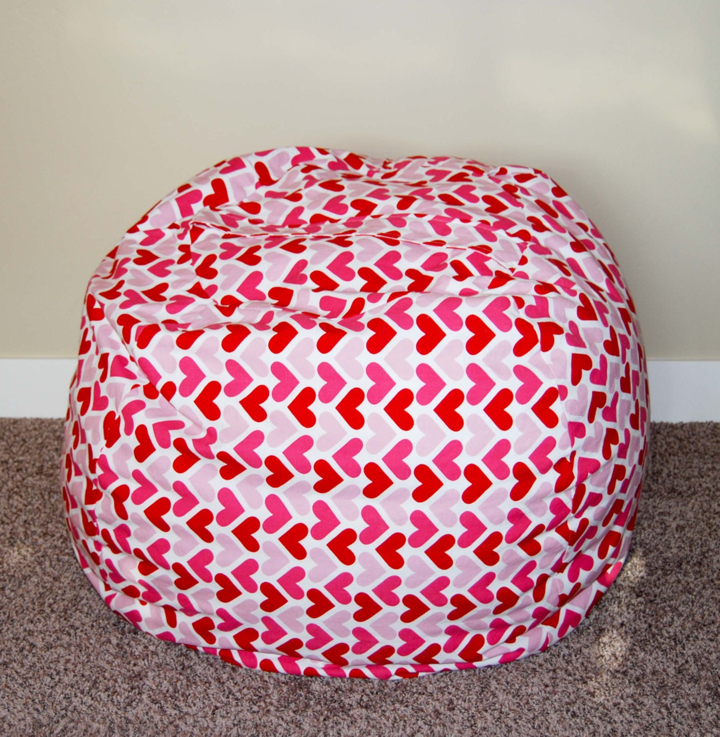 Custom Rollie Pollie Bean Bag UNFILLED