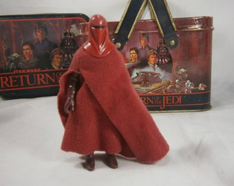SALE  Star Wars Action Figure Return of the Jedi,  Emperor's Guard, Made in Taiwan 1983  WAS 18.00