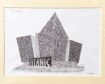 Titanic Belfast, Belfast Co. Antrim