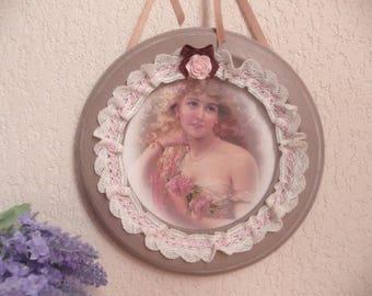 """Romantic """"Mad"""" Mademoiselle rose """""""