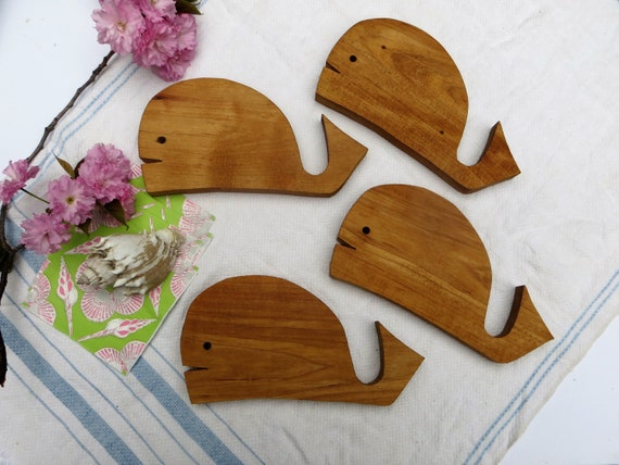 OutAndAboutVintageII Whale Cheese Board