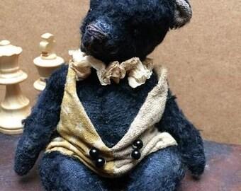 TEDDY BEAR PATTERN Little Rascal Bear