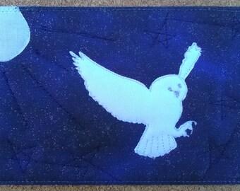 Postcard - Snowy Owl