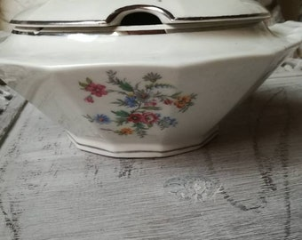 French vintage Tureen