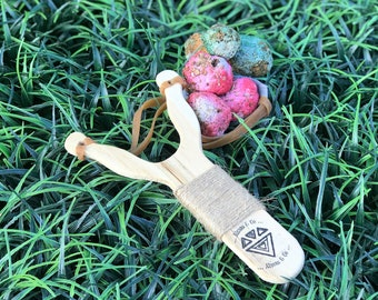 Seed Bomb Slingshot. Fun Games. Sling Shot. Seed Bombs. Gift. Party Favors. Wildflower Seed Bombs.