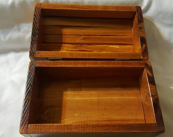 Wooden Box, stash box, trinket box, jewelry box, FREE SHIPPING!
