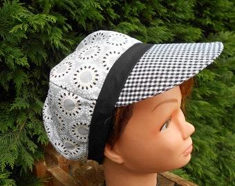 CAP was / / gapette / / woman Hat / / newsboy cap