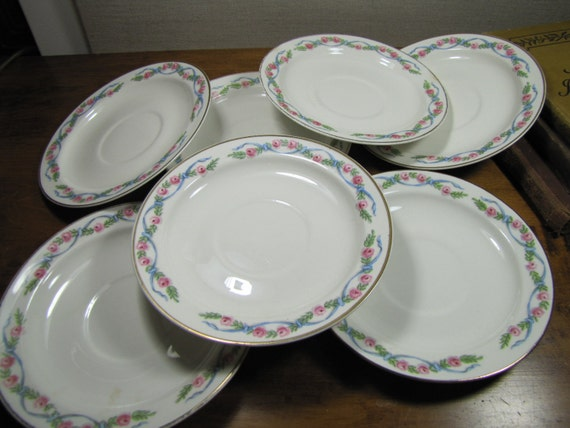 Superior Hall Quality Dinnerware & The Great American Tea Co. Superior Hall Quality Dinnerware