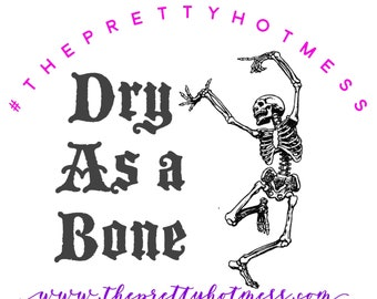 Dry as a Bone Blend for Night time potty accidents