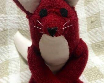 Organic Sock fox