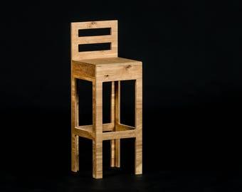 Kesselhaus plywood bar stool