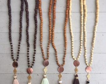 Journey Accent Necklace