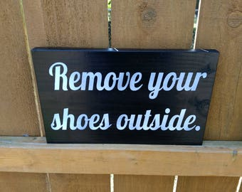 Wipe Your Feet Etsy